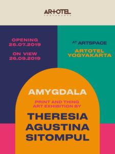 art exhibition at ARTOTEL Yogyakarta