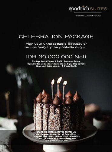 CELEBRATION PACKAGE