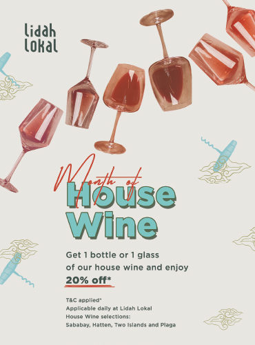Month of House Wine