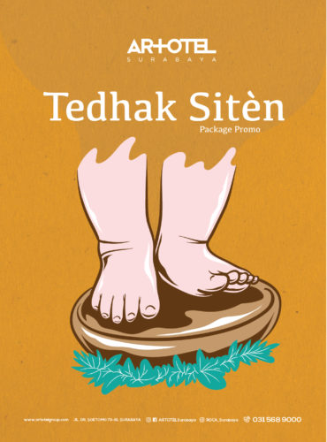 Tedhak Siten: Celebrating The Ever Growing Little Human