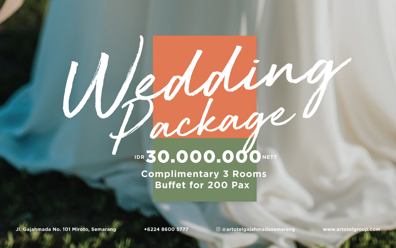 WeddingPackage Slider