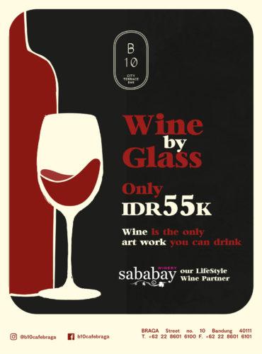 Wine by Glass