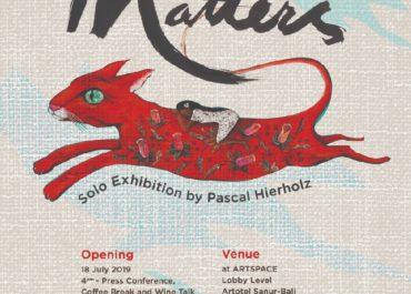 MATTERS - Pascal Hierholz