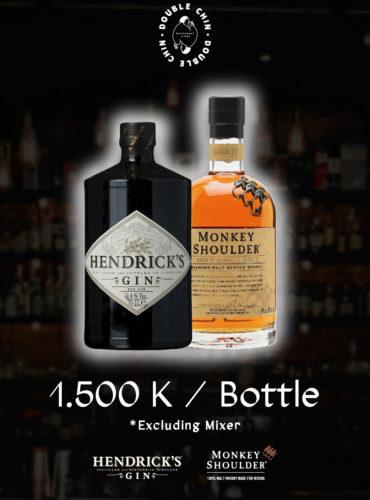 Bottles Promotion