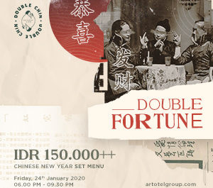 Double Fortune – Chinese New Year Dinner